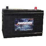 Powertron BCI Grp 31A Heavy Duty Commercial Battery