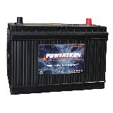 Powertron BCI Grp 31 Heavy Duty Extreme Commercial Maintenance Free Battery