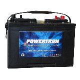 Powertron BCI Grp 27M (Deep Cycle) Marine Battery
