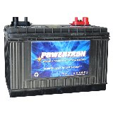 Powertron BCI Grp 31M (Deep Cycle) Marine Battery
